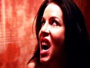 Geiler Blowjob mit Vampir Girl