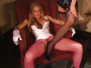 Blondinen brauchen Fetisch Sex