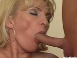 Extremer Mature Blowjob